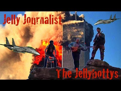 Jelly Journalist - The Jellybottys Jelly Journalist Song Music Video