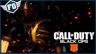NOVÝ MOD HEIST - Call of Duty: Black Ops 4