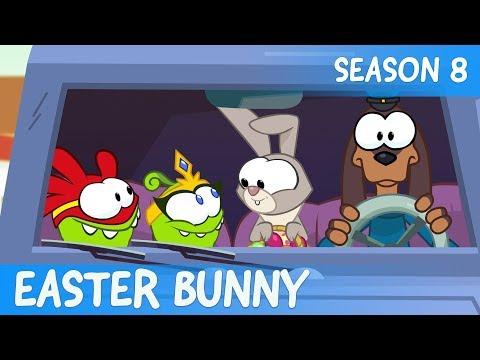 Om Nom Stories - Super-Noms: Easter Bunny (Сut the Rope)