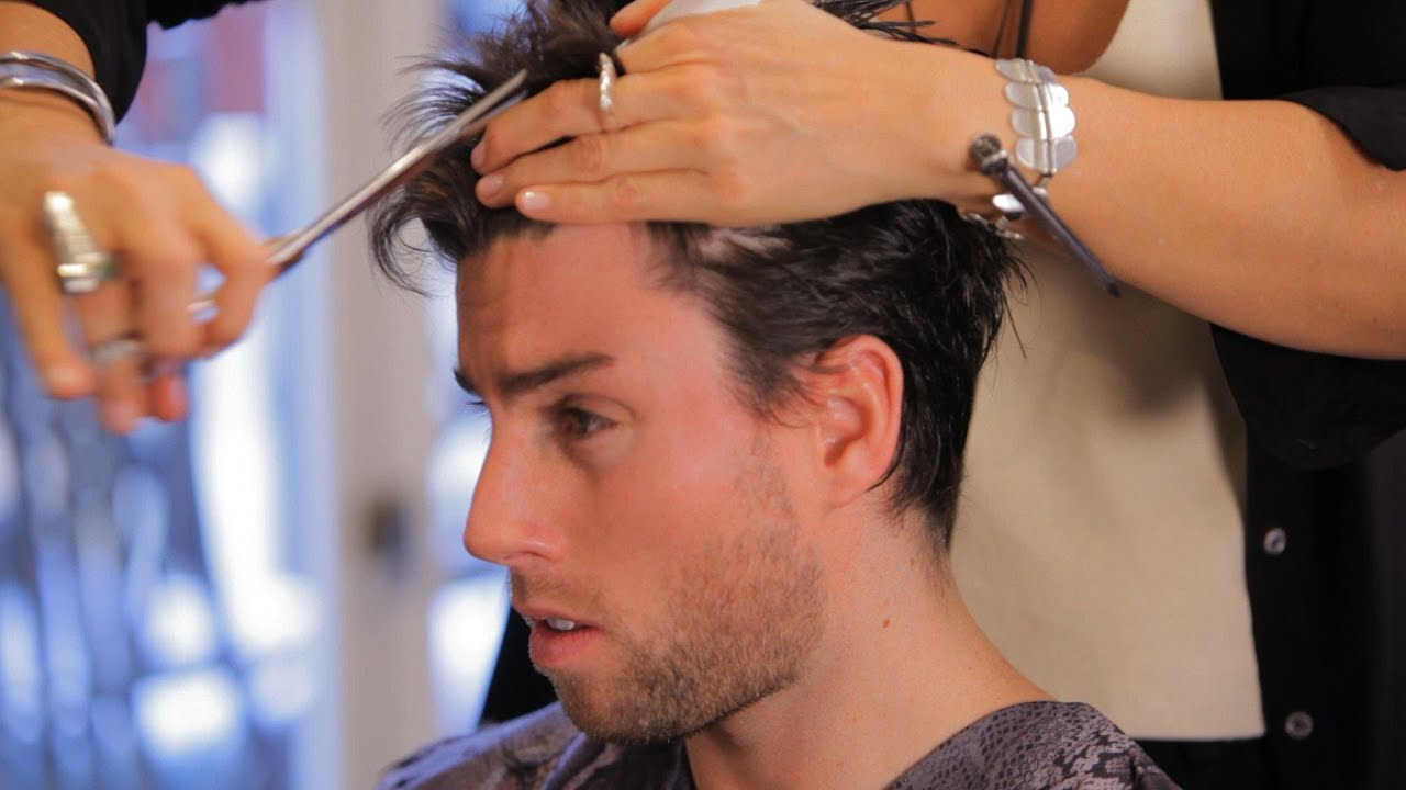 Best Haircuts for Short Hair | Men's Grooming - YouTube