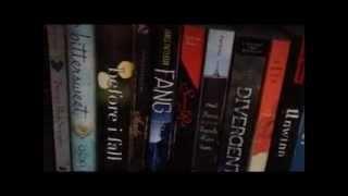 Book Shelf Tour