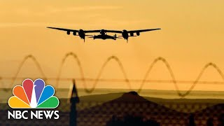 Watch Virgin Galactic Spaceplane Make Successful Test Flight | NBC News