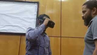 Oculus VR Technology for the First Time in Asyut, Egypt