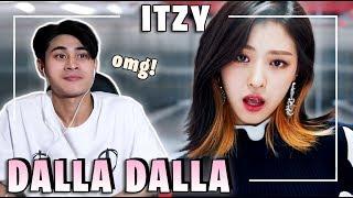 """Reacting to ITZY """"달라달라(DALLA DALLA)"""" MV"""