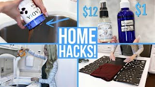 13 Home Hacks That Will Change Your Life!