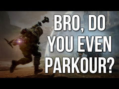 Bro, Do You Even Parkour? (Titanfall Pilot Gameplay Commentary Xbox One)