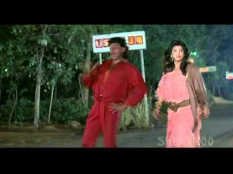 Sooni Sadak Pe - Mithu Chakraborty - Bappi Lahiri - Pyar Ke...