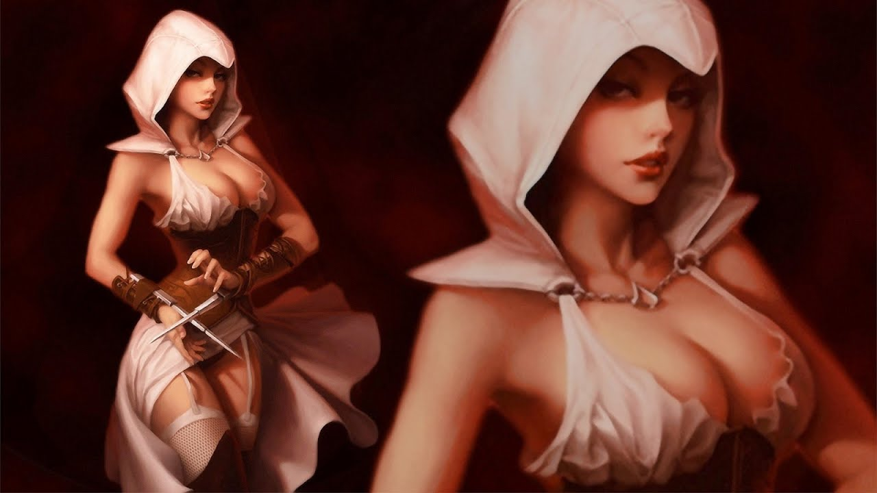 Assassin's creed brotherhood girls naked sex images