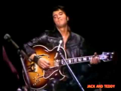 Elvis Presley - BABY WHAT YOU WANT ME TO DO (new edit)