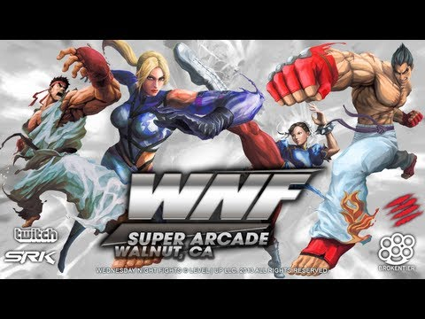 WNF:AE 2013 1.3 Tekken Tag Tournament 2 Finals