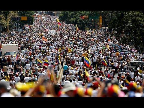 Venezuela Protests Broaden, 'Poverty Reduction' in Question