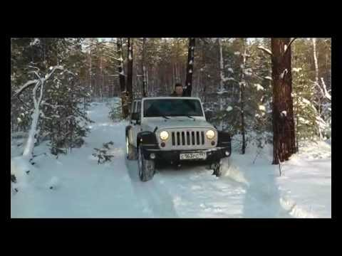 Jeep Wrangler Unlimited Rubicon 2.8 CRD 2012, часть 1