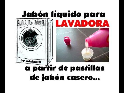 Jabon en polvo casero de begijar how to make do - Jabon lavadora casero ...
