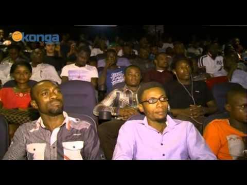 Sim Shagaya,Jason Njoku and Porter Erisman at Crocodile In The Yangtze(The Alibaba Story)
