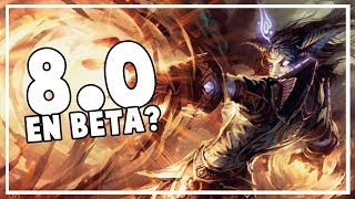 Parece que la Siguiente Expansión de World of Warcraft ya está en Beta...
