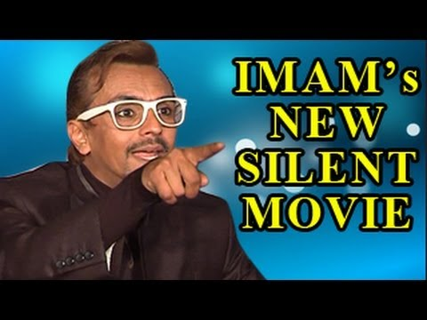 Bigg Boss 6 IMAM SIDDIQUE to MAKE A SILENT FILM ON BOLLYWOOD SUPERSTAR