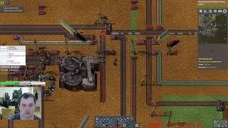Factorio S11E09 Angel+Bob - logistická science, lití olova, autovýroba skoro všech továren