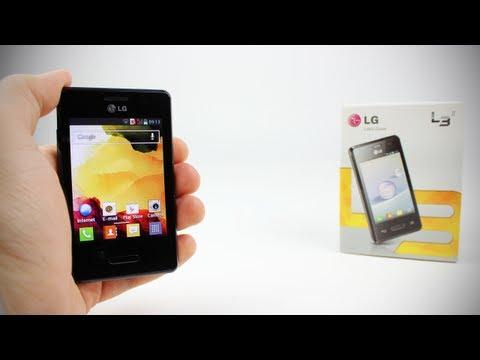 LG Optimus L3 II Unboxing & Review (LG E430)