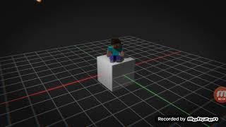 Hoạt hình Minecraft animation tập 1