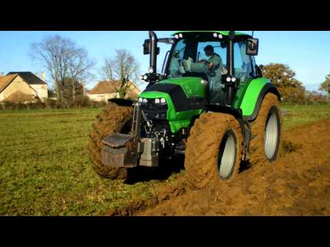 Labour en Deutz ttv 6160 HD