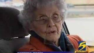 WOW: ELDERLY WOMAN Stops Attacker WITH WORD of GOD!!!