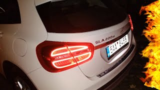 Mercedes-Benz GLA 220 CDI 4MATIC 170 HP - Test Drive, Acceleration, Top Speed, Exhaust Sound