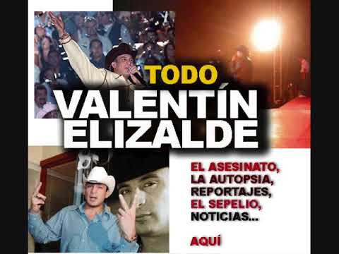 video de la cancion de valentin elizalde: