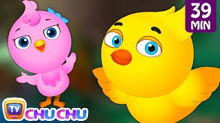 The Grow Grow Song | Original Educational Learning Songs & Nursery Rhymes for Kids by ChuChu TV