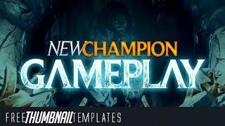 [NEW CHAMPION SYLAS] Thumbnail Template