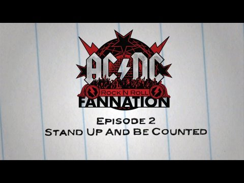 AC/DC Rock n Roll Fannation - Episode 2