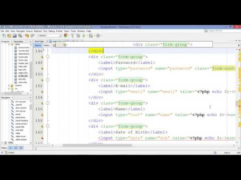 19 – Student Portal in PHP/MySQL (Pashto)