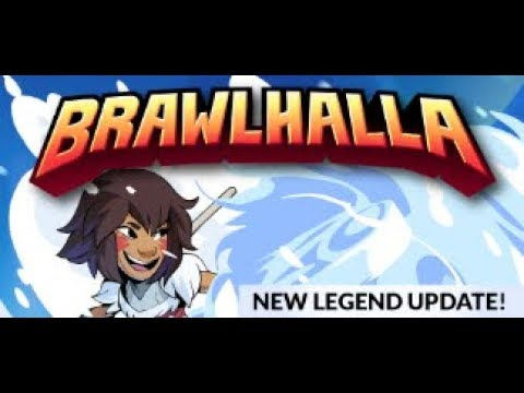 Brawlhalla! Fight to the death!