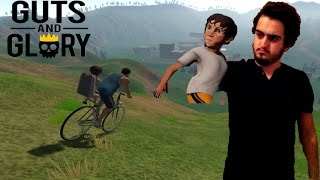 HAPPY WHEELS 3D (GUTS AND GLORY) +18