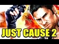 STUCK IN A TREE! - Just Cause 2
