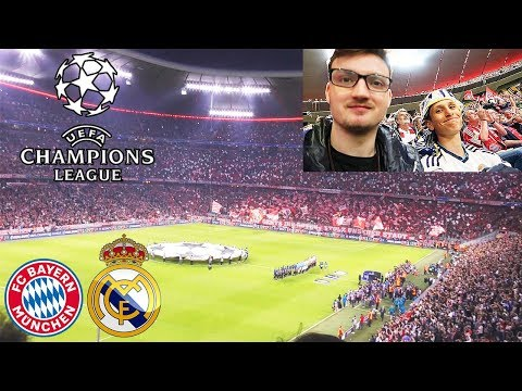 FC BAYERN - REAL MADRID | Champions League - Stadionvlog mit Madrid Fan thumbnail