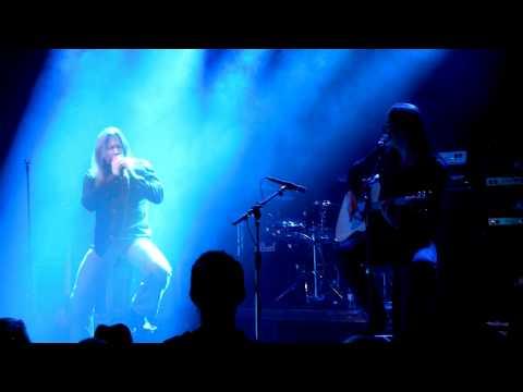 Timo Kotipelto Duo with Jani Liimatainen - Behind Blue Eyes @ Tavastia, Hellsinki 14.03.2012