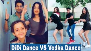 DiDi Dance VS Vodka Lagake Tere Naal Nachna Dance Musically | Jannat, Mrunal, Aashika, Avneet