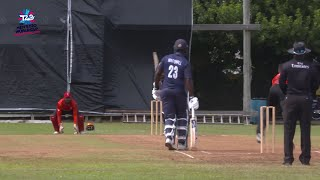 Men's T20 WCQ -Americas final - Match 6 highlights: Canada beat USA