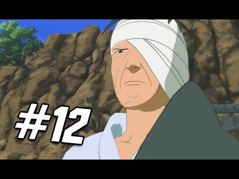 Naruto Shippuden Ultimate Ninja Storm 3 Walkthrough - Part 12 Sasuke vs. Danzo Gameplay