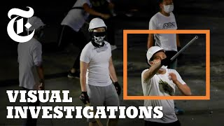 When a Mob Attacked Protesters in Hong Kong, the Police Walked Away | Visual Investigations