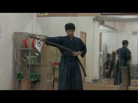 試斬稽古 4-11-11 純野静流 検索動画 18