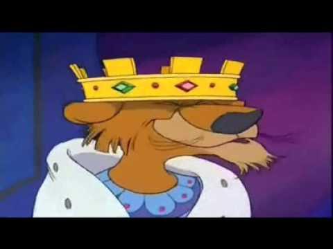 Robin Hood Prince John Sir Hiss video