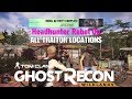 Headhunter Rebel Op Guide ALL LOCATIONS Ghost Recon Wildlands Fallen Ghosts DLC mp3