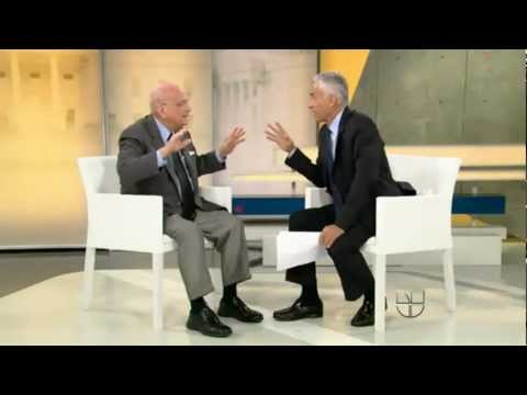 Entrevista Jorge Ramos de Univision al expresidente de Nicaragua Enrique Bolaños