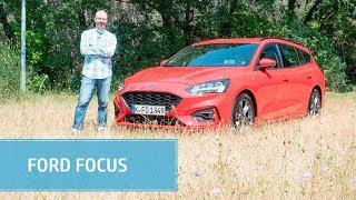 Ford Focus 2018 | Primera prueba | Pruebas de coches | Diariomotor