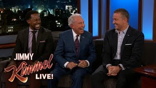 Kirk Herbstreit, Desmond Howard, and Lee Corso Give College Playoff Predictions