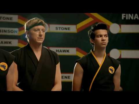 "Cobra Kai - Episode 10 ""Mercy"" Every Fight Scene All Valley Championship  HD"