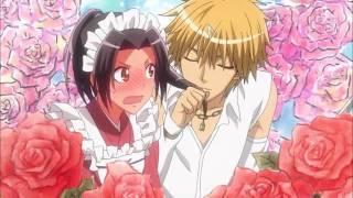 kaichou wa maid-sama! funny scene
