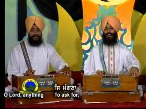 Gurbani Kirtan   Ghar Sukh Vasiaa   Bhai Johinder Singh Riar video