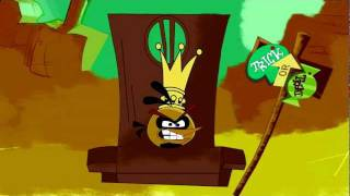 Angry birds ham o ween alternative or ending ?